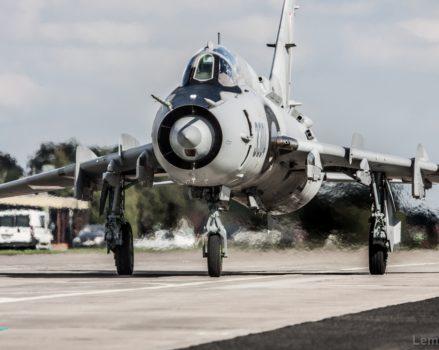 Su-22 w akcji