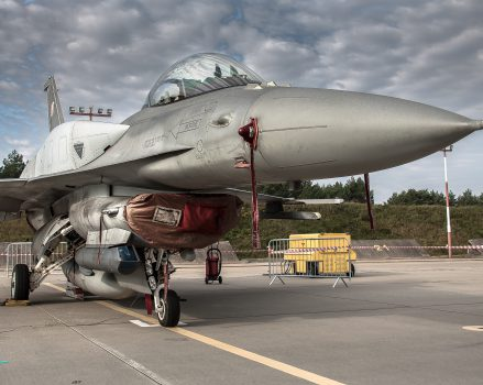 10 lat F-16 w Polsce