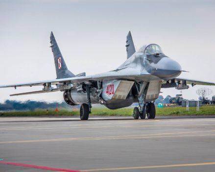MiG-29 w Polskich Siłach Powietrznych
