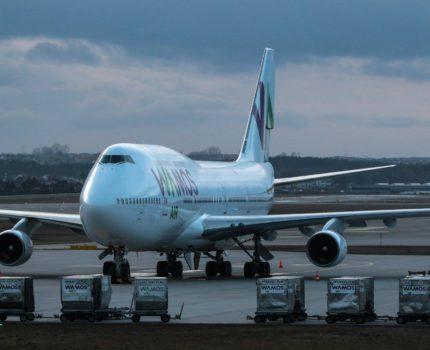 BOEING 747 Jumbo Jet, Wamos Air