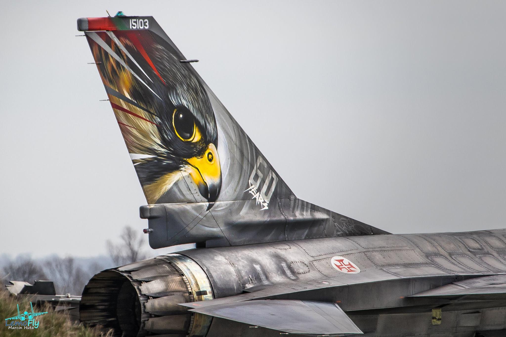 F-16, Portugalskie Siły Powietrzne