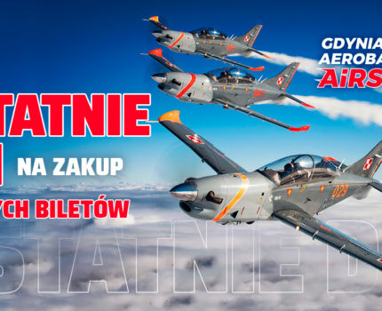 Zbliża się Gdynia Aerobaltic 2019