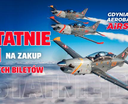 Zbliża się Gdynia Aerobaltic 2019