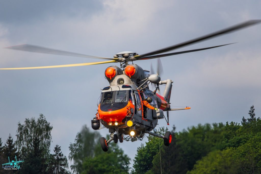 fot. Marcin Huta / Lemofly.pl - Anakonda / SAR /  Gdyńska Brygada Lotnictwa Marynarki Wojennej