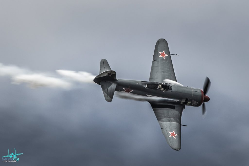 fot. Marcin Huta / Lemofly.pl - Yak 3