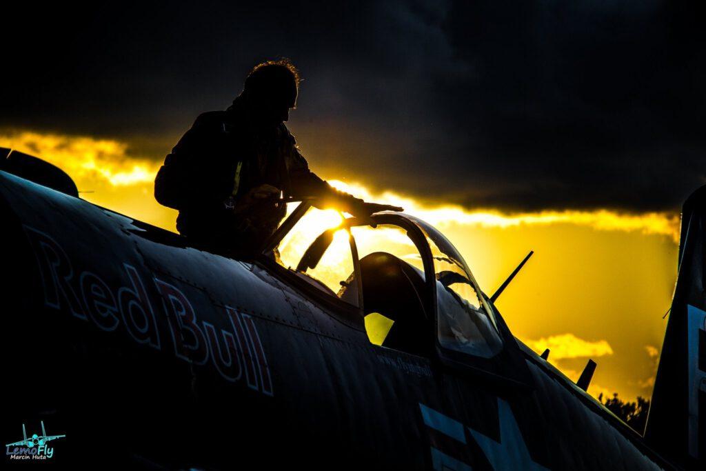 fot. Marcin Huta (LemoFly.pl) - Historyczne samooty RedBull, Historyczne samoloty RedBull w Gdyni