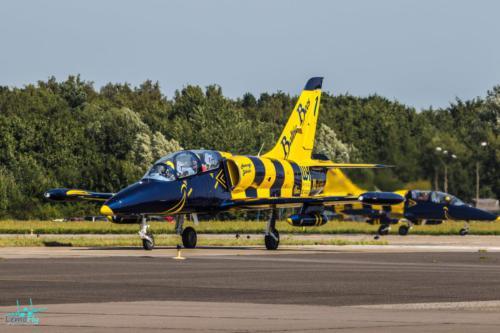 Baltic Bees Jet Team AeroBaltic Gdynia photo fotograf Marcin Huta LemoFly