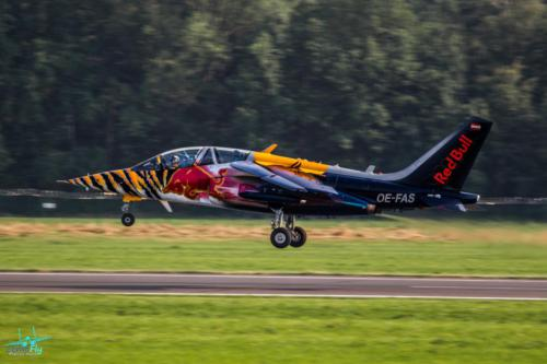 Dornier Alpha Jet FB Take-off Radom 2018 photo marcin Huta LemoFly