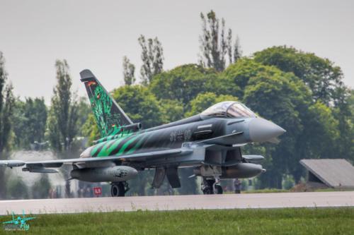 Eurofighter Typhoon NTM2018