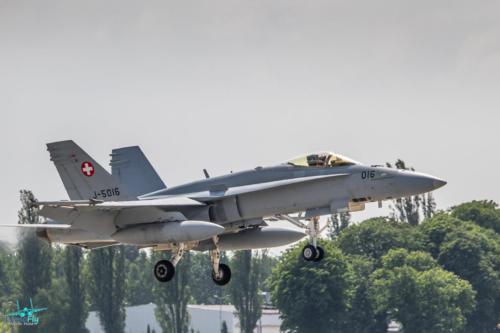 F-18 Hornet  NTM2018