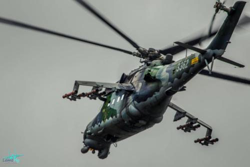 Mi-24 Radom 2018 LemoFly Marcin Huta