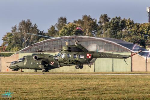 Mi-2 Mi-24 Helicopter PolishAirForce SilyPowietrznePolska LemoFly 2