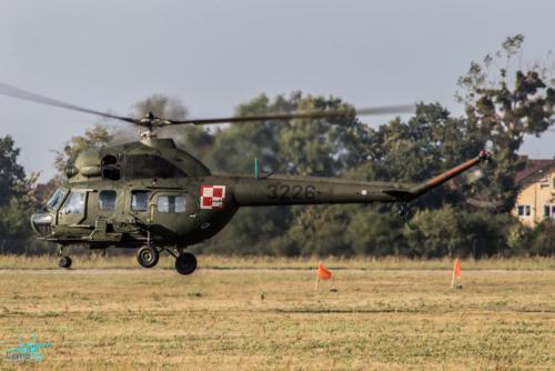 Mi-2 Helicopter PolishAirForce SilyPowietrznePolska LemoFly 5