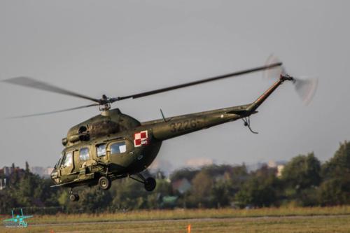 Mi-2 Helicopter PolishAirForce SilyPowietrznePolska LemoFly 6